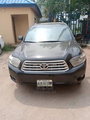 Toyota Highlander 2008 Sport Black | Cars for sale in Lagos State, Alimosho