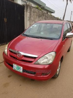 Toyota Innova 2006 2.0 Red   Cars for sale in Lagos State, Alimosho