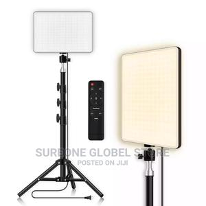 Video Light With Professional Tripod Stand Remote Control | Accessories & Supplies for Electronics for sale in Lagos State, Lekki