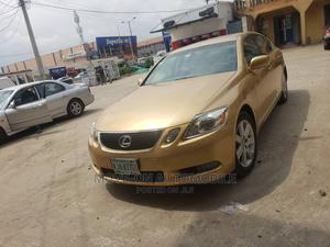 Lexus GS 2007 300 Automatic Brown | Cars for sale in Lagos State, Amuwo-Odofin