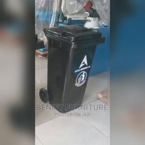 120l Agiville Plastic Waste Bin | Garden for sale in Lagos State, Ojo