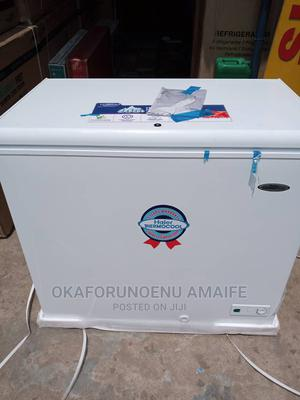Haier Thermocool Freezer 200L | Kitchen Appliances for sale in Lagos State, Ojo