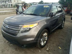 Ford Explorer 2012 Gray | Cars for sale in Lagos State, Ajah