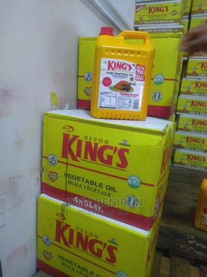 Devon Kings 5L Oil   Meals & Drinks for sale in Lagos State, Ikeja