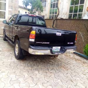 Toyota Tundra 2005 Automatic Black   Cars for sale in Edo State, Benin City