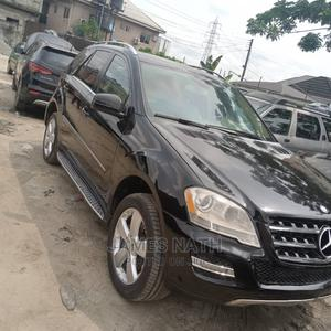 Mercedes-Benz M Class 2011 ML 350 4Matic Black | Cars for sale in Rivers State, Port-Harcourt