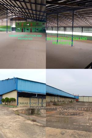 3000m2 Warehouse on 20000m2/5 Acre of Land on the Expressway   Commercial Property For Sale for sale in Ogun State, Obafemi-Owode