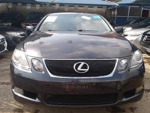Lexus GS 2007 350 Gray | Cars for sale in Lagos State, Ojodu