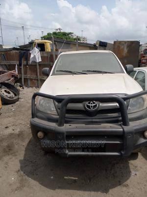 Toyota Hilux 2008 Silver   Cars for sale in Lagos State, Apapa