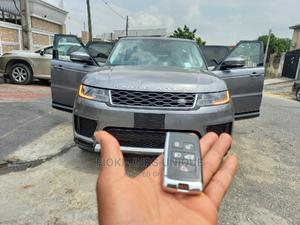 Land Rover Range Rover Sport 2020 HSE Dynamic 4x4 Gray   Cars for sale in Lagos State, Lekki