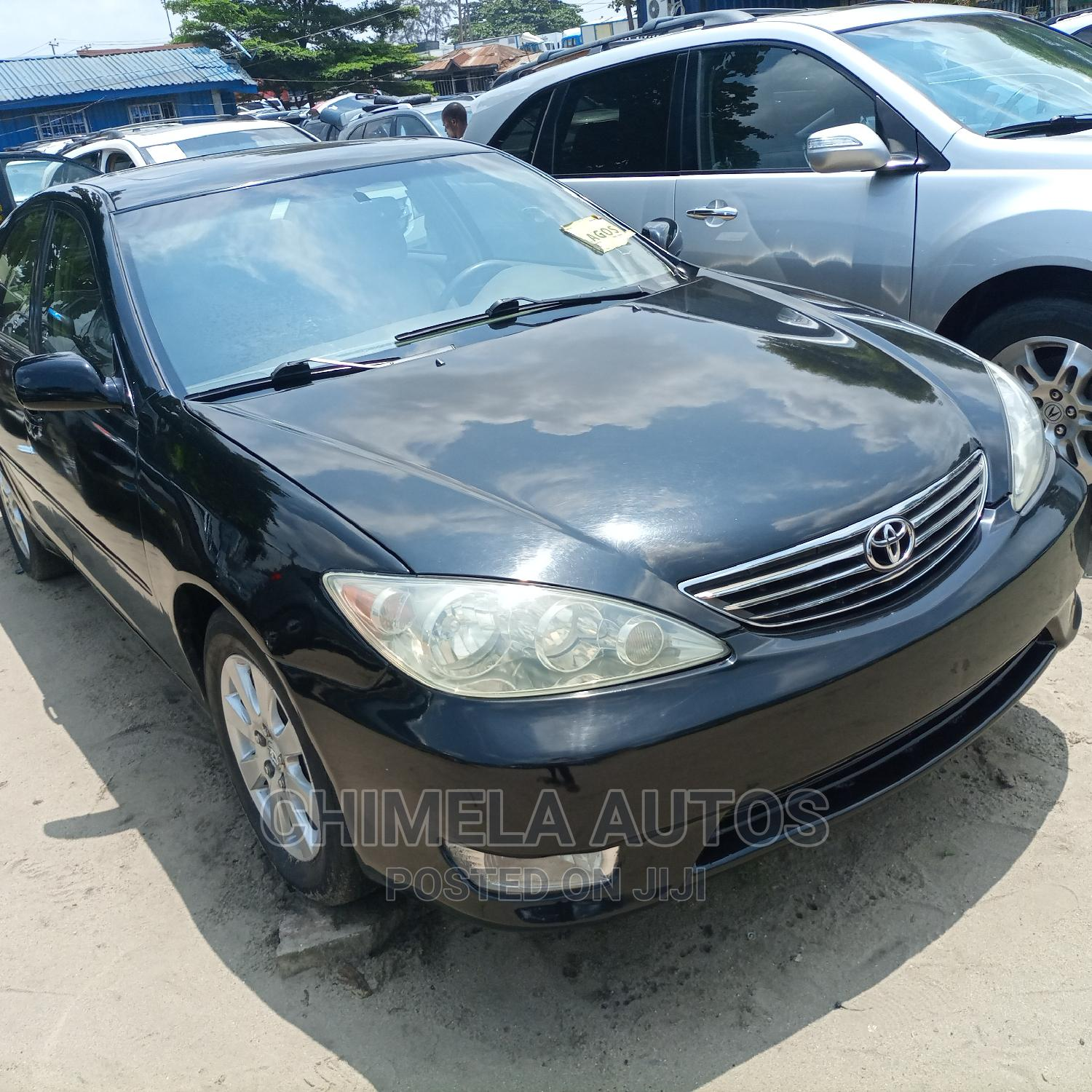 Toyota Camry 2006 Black | Cars for sale in Apapa, Lagos State, Nigeria