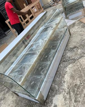 10plates Imported Curved Glass Food Warmer | Restaurant & Catering Equipment for sale in Lagos State, Ojo