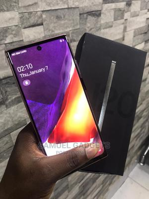 New Samsung Galaxy Note 20 Ultra 256 GB | Mobile Phones for sale in Lagos State, Ikeja