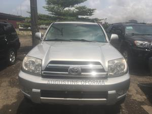 Toyota 4-Runner 2005 Silver | Cars for sale in Lagos State, Apapa