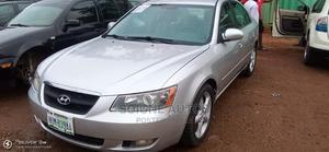 Hyundai Sonata 2006 2.4 GL Silver | Cars for sale in Abuja (FCT) State, Kubwa