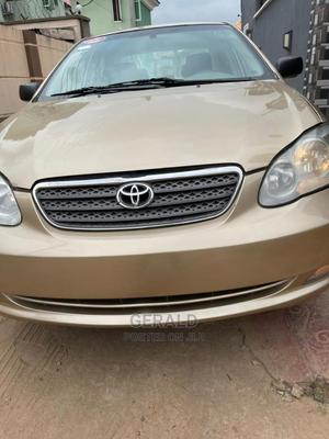 Toyota Corolla 2007 LE Gold | Cars for sale in Lagos State, Ikeja