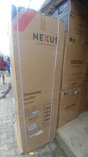 Nexus 315LTRS Single Door Standing Showcase Chiller - NX-501   Store Equipment for sale in Lagos State, Ojo