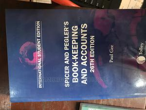Spicer and Pegler Book Keeping and Accounts | Books & Games for sale in Lagos State, Surulere