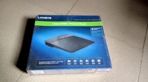 LINKSYS E1200 Wireless-n Router | Networking Products for sale in Akwa Ibom State, Uyo