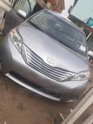 Toyota Sienna 2011 Gray | Cars for sale in Lagos State, Ifako-Ijaiye