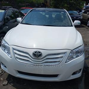 Toyota Camry 2008 2.4 LE White   Cars for sale in Lagos State, Apapa