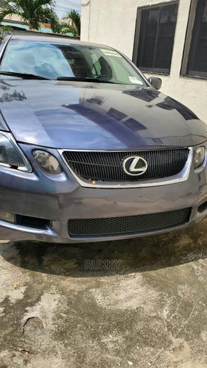 Lexus GS 2007 300 Gray   Cars for sale in Lagos State, Agege