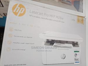 Hp Laserjet Pro MFP M28W | Printers & Scanners for sale in Lagos State, Ikeja