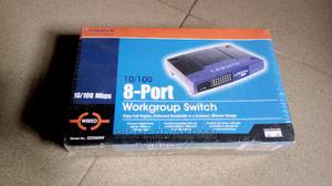 Linksys 8-Port Workgroup Switch | Networking Products for sale in Akwa Ibom State, Uyo