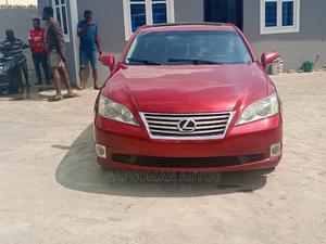 Lexus ES 2010 350 Red   Cars for sale in Lagos State, Ifako-Ijaiye