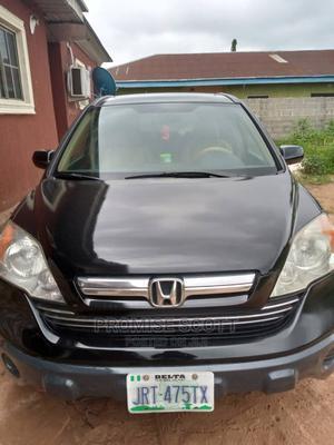 Honda CR-V 2008 Black | Cars for sale in Delta State, Warri