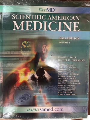 Scientific American Medicine | Books & Games for sale in Lagos State, Surulere