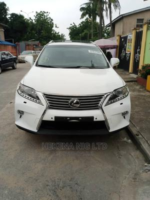 Lexus RX 2013 White | Cars for sale in Abuja (FCT) State, Garki 2
