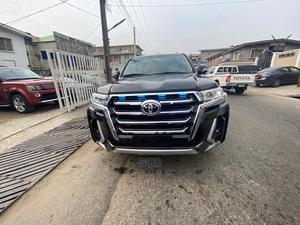 Toyota Land Cruiser 2020 Black | Cars for sale in Lagos State, Ikeja