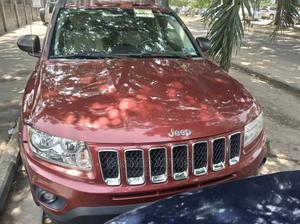 Jeep Compass 2011 Limited Red   Cars for sale in Lagos State, Amuwo-Odofin