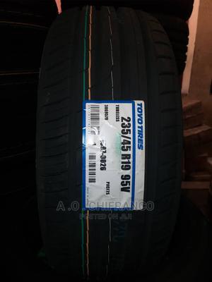 Toyo Tires Dunlop Tires Bridgestone Tires Aptony Tires   Vehicle Parts & Accessories for sale in Lagos State, Lagos Island (Eko)