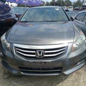 Honda Accord 2008 2.4 LX Gray   Cars for sale in Lagos State, Apapa