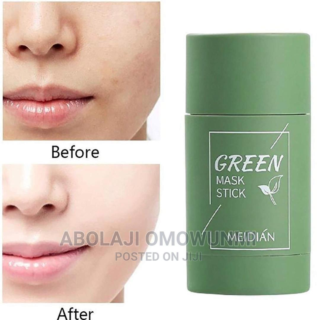 Archive: Green Mask Stick