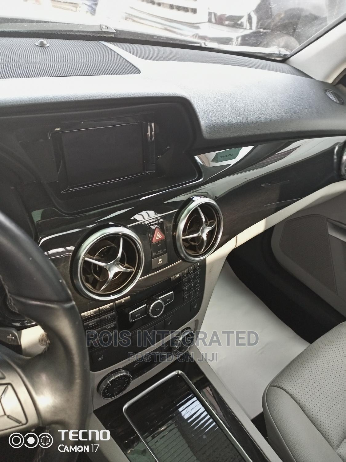 Mercedes-Benz GLK-Class 2014 Gray   Cars for sale in Isolo, Lagos State, Nigeria