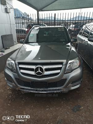 Mercedes-Benz GLK-Class 2014 Gray | Cars for sale in Lagos State, Isolo