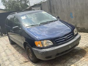Toyota Sienna 2003 LE Blue | Cars for sale in Lagos State, Ojodu