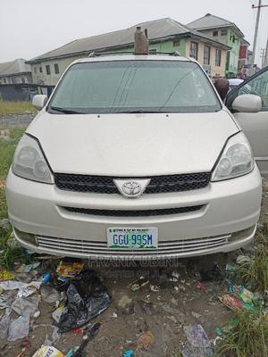 Toyota Sienna 2005 Gold | Cars for sale in Rivers State, Obio-Akpor