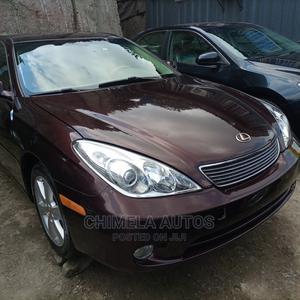 Lexus ES 2005 330 Brown | Cars for sale in Lagos State, Apapa