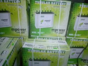 220ah/12v Mpower Tubular Battery | Solar Energy for sale in Rivers State, Port-Harcourt
