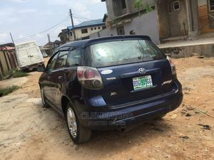 Toyota Matrix 2004 Blue   Cars for sale in Lagos State, Alimosho