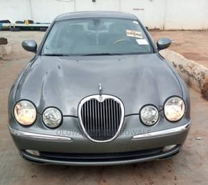 Jaguar S-Type 2003 3.0L V6 Gray | Cars for sale in Lagos State, Alimosho