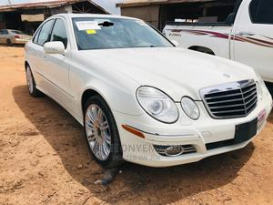 Mercedes-Benz E350 2008 White   Cars for sale in Abuja (FCT) State, Kubwa