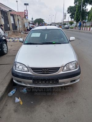 Toyota Avensis 2003 2.0 D Sedan Silver   Cars for sale in Lagos State, Surulere