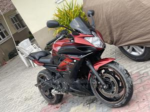 Yamaha FZ6 2011 Red   Motorcycles & Scooters for sale in Lagos State, Ajah