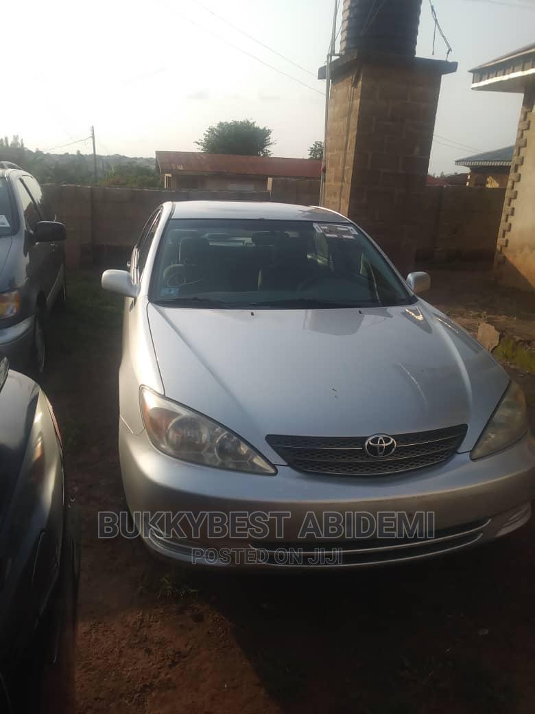 Toyota Camry 2006 Silver | Cars for sale in Ilesa, Osun State, Nigeria