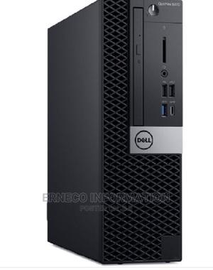 New Desktop Computer Dell OptiPlex 5060 8GB Intel Core I5 HDD 256GB   Laptops & Computers for sale in Lagos State, Ikeja